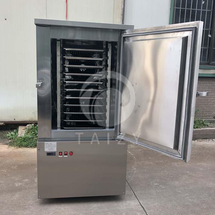 food freezing machine