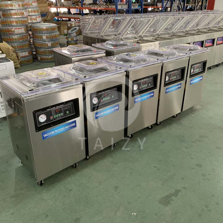 Vacuum packaging machine factory