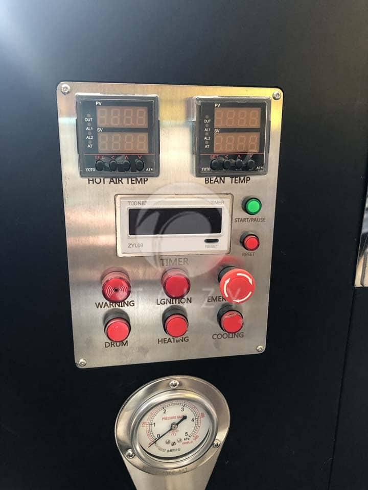 control button