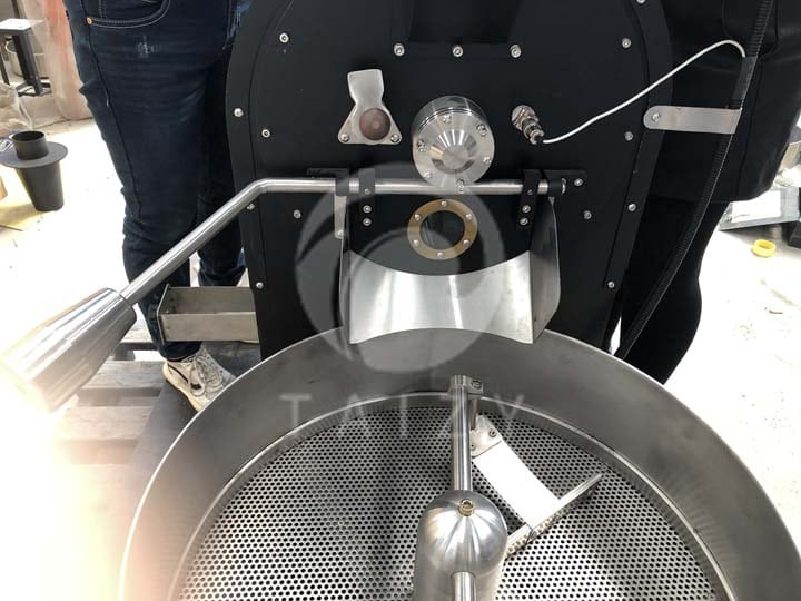 coffee roaster machine details