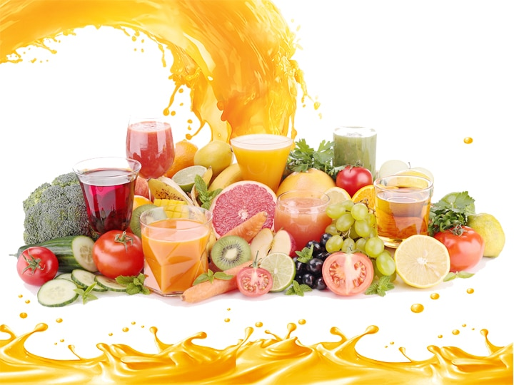 fruit and vegetable juice of pulping machine