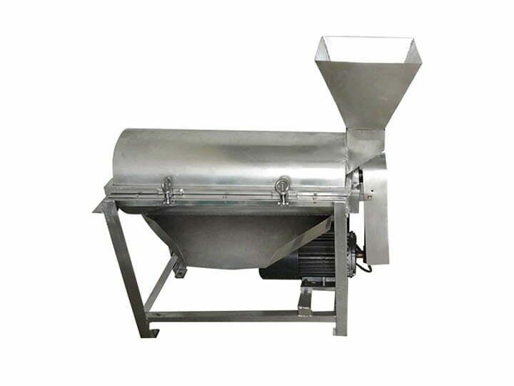fruit pulping machine