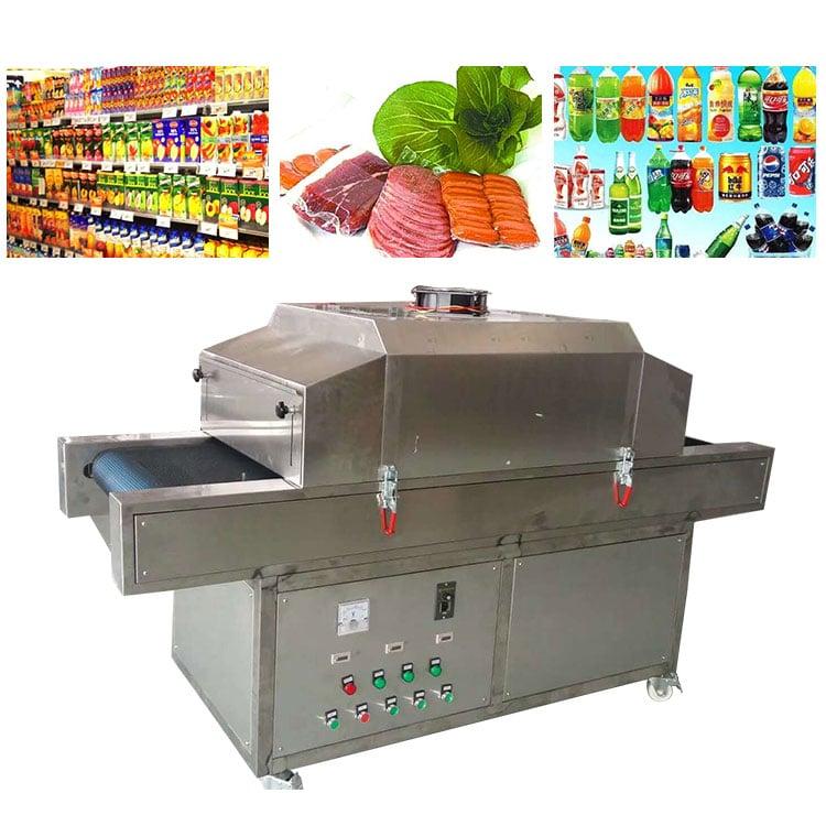 Ultraviolet sterilization machine