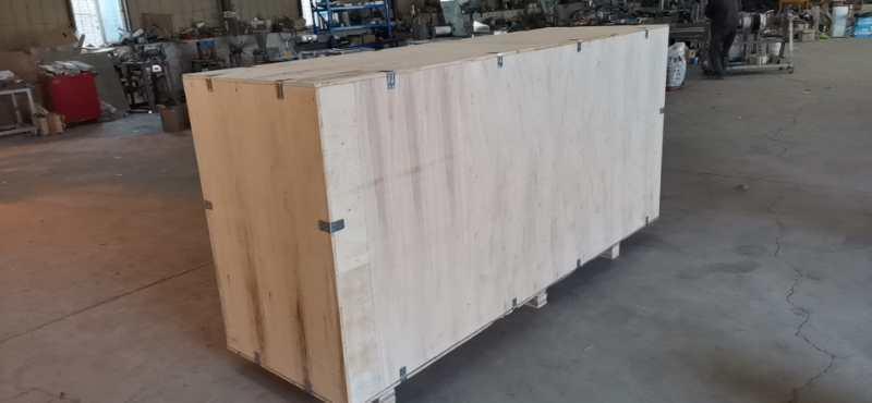 UV sterilizer delivery picture