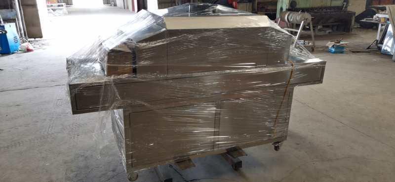 Ultraviolet sterilization machine package