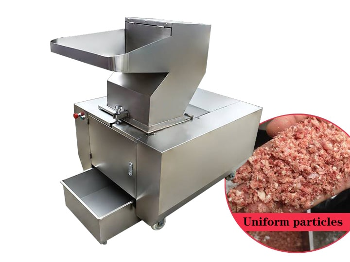 bone crusher machine