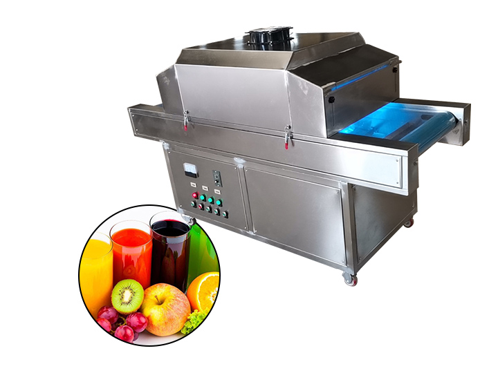 fruit juice sterilization machine