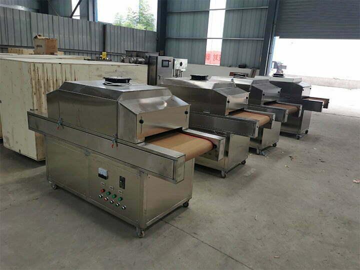 commercial UV food sterilization machine