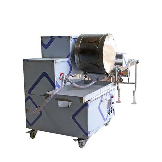 Lumpia wrappers making machine