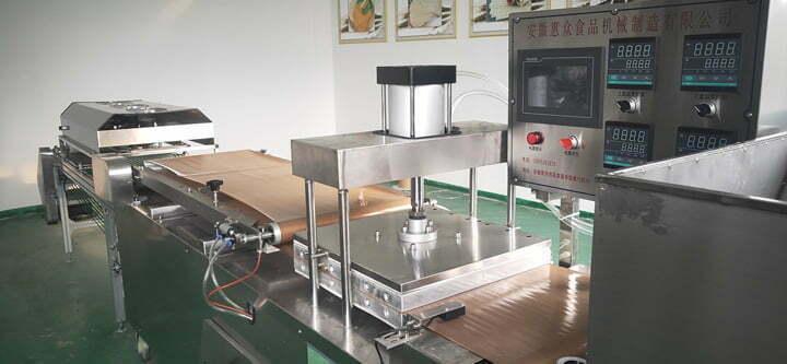 fully automatic chapatti making machine