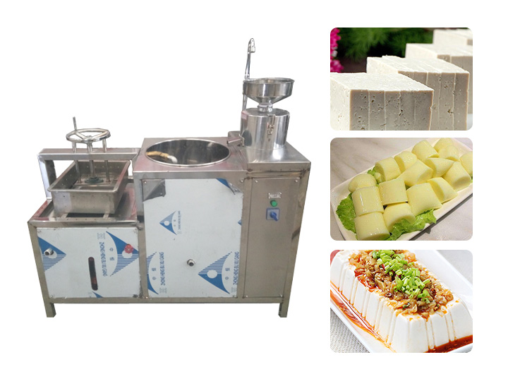 commercial tofu making machine