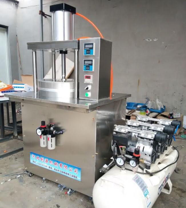 tortilla making machine operation
