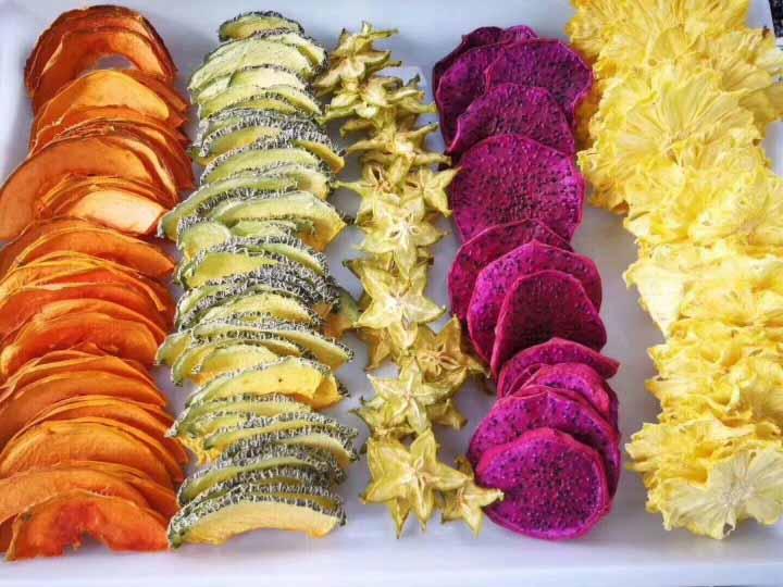 automatic maautomatic mango drying machine applicationgo drying machine application