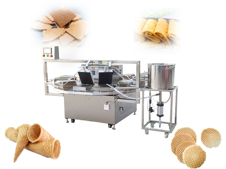 commercial kuih kapit machine