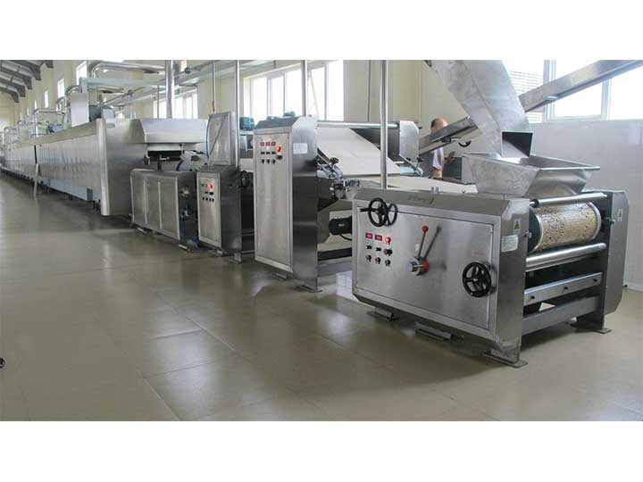 biscuit making machine manufacturers