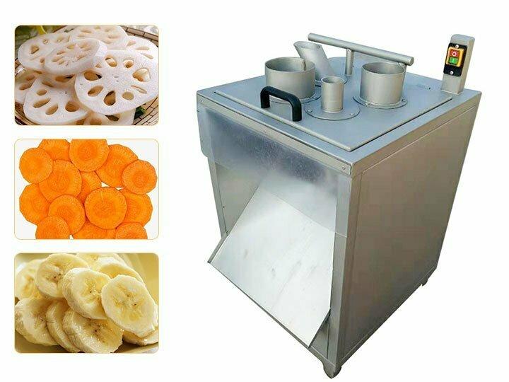 down pressure vegetable slicing machine