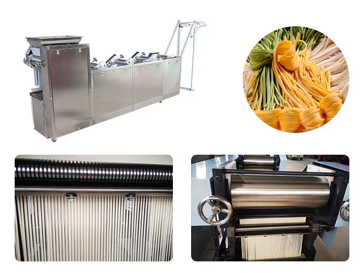 noodle forming machine