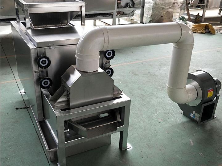 cocoa nibs making machine