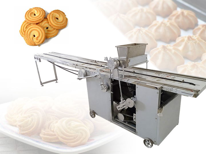 commercial cookie depositor wire cutter