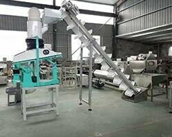 stone removing machine