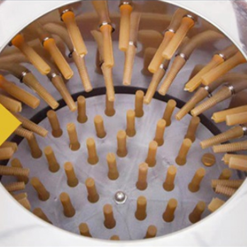 natural rubber rods