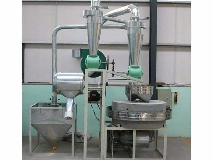 stone sesame paste machine